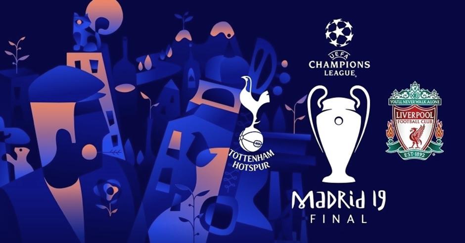 imagen da uefa champions league 2019