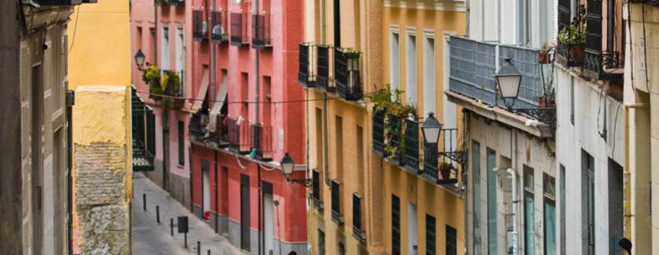 La Latina e El Barrio de las Letras escondem ruas quase intactas desde há vários anos.